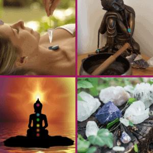Crystal Healing and Chakra Balancing